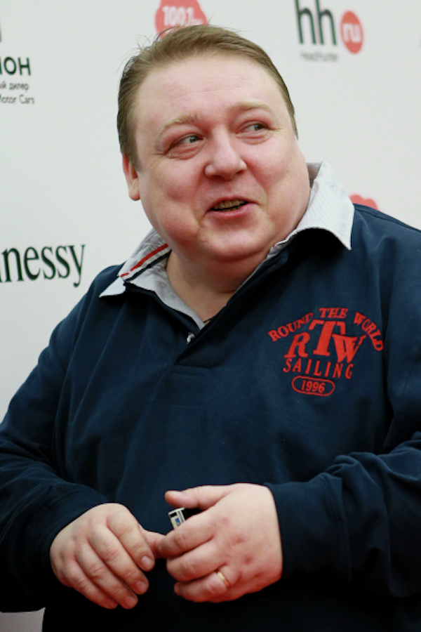 Актёр Александр Семчев рассказал, как похудел на 40 килограммов