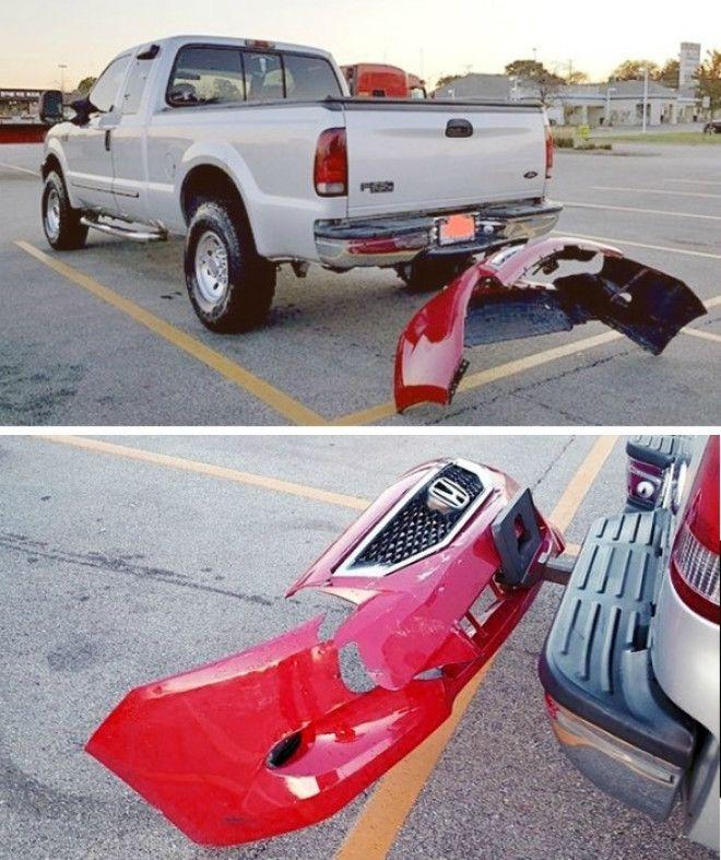Сувенир с парковки