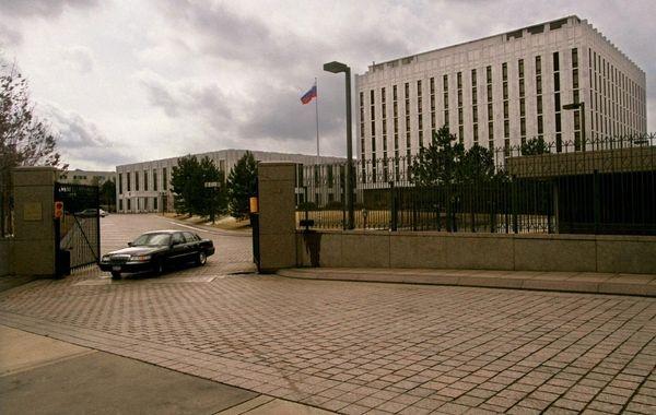 Российское посольство беспок…