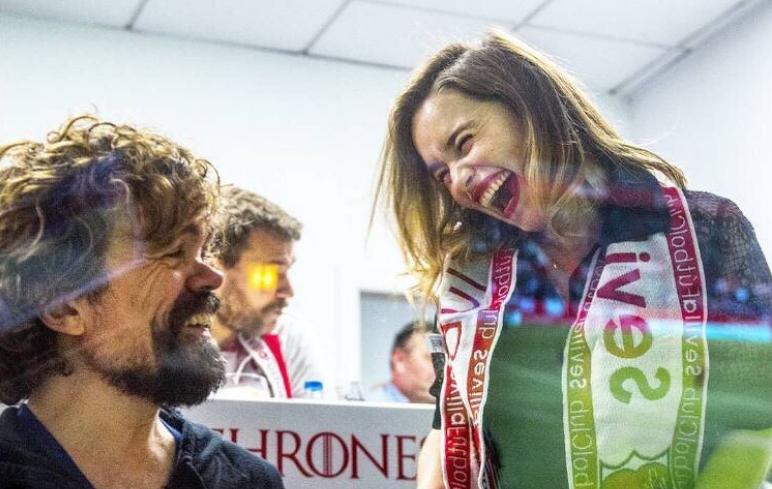 19 доказательств, что актеры «Игры престолов» любят друг друга несмотря ни на что