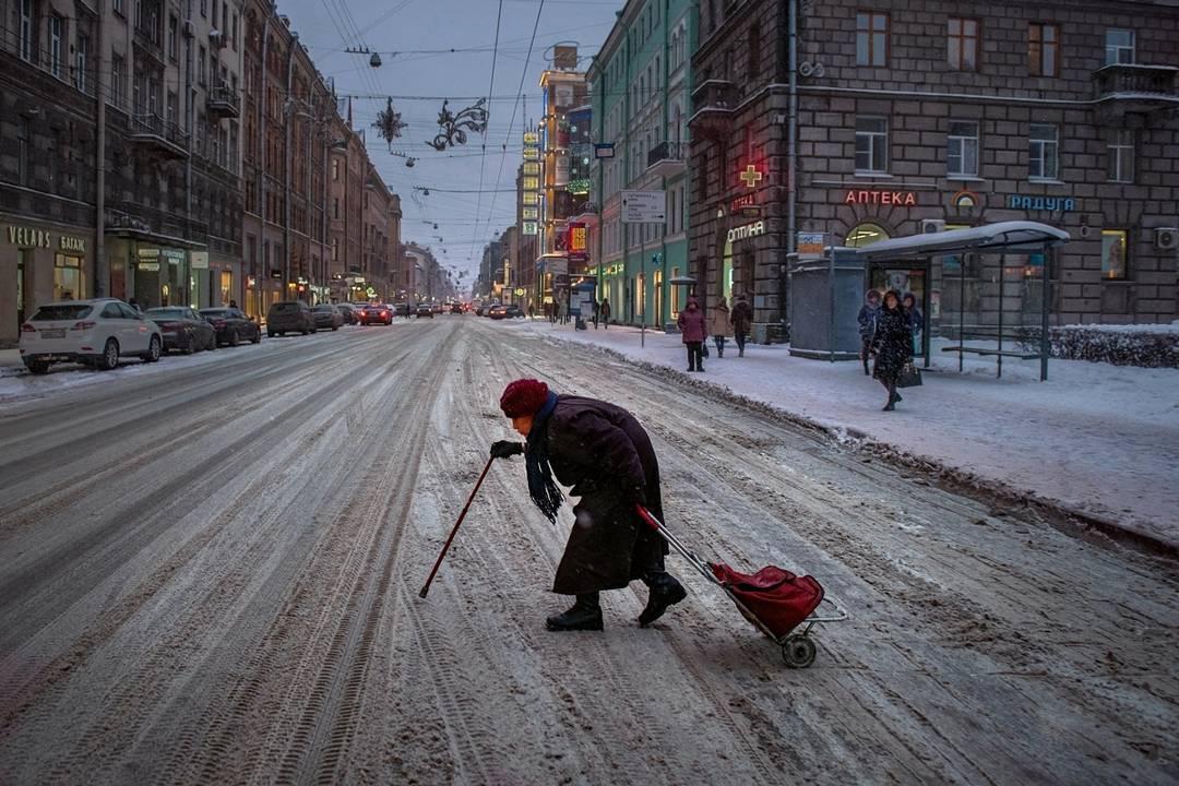 Эмоции Петербурга в восхитительных фотографиях Александра Петросяна