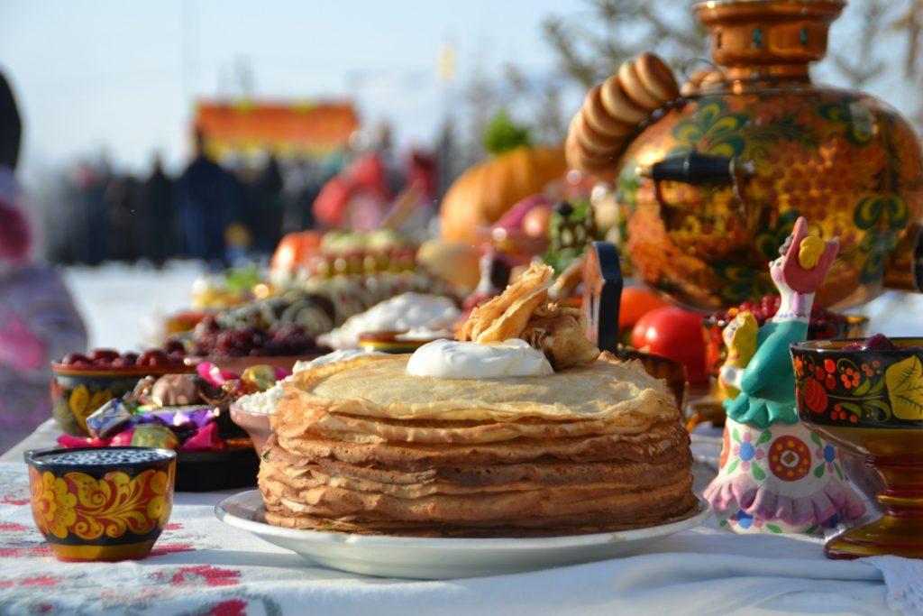 Масленица — русский ответ на карнавал в Рио