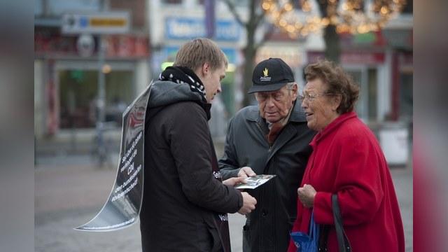 Немцы высказываются за независимость от США и союз с Россией
