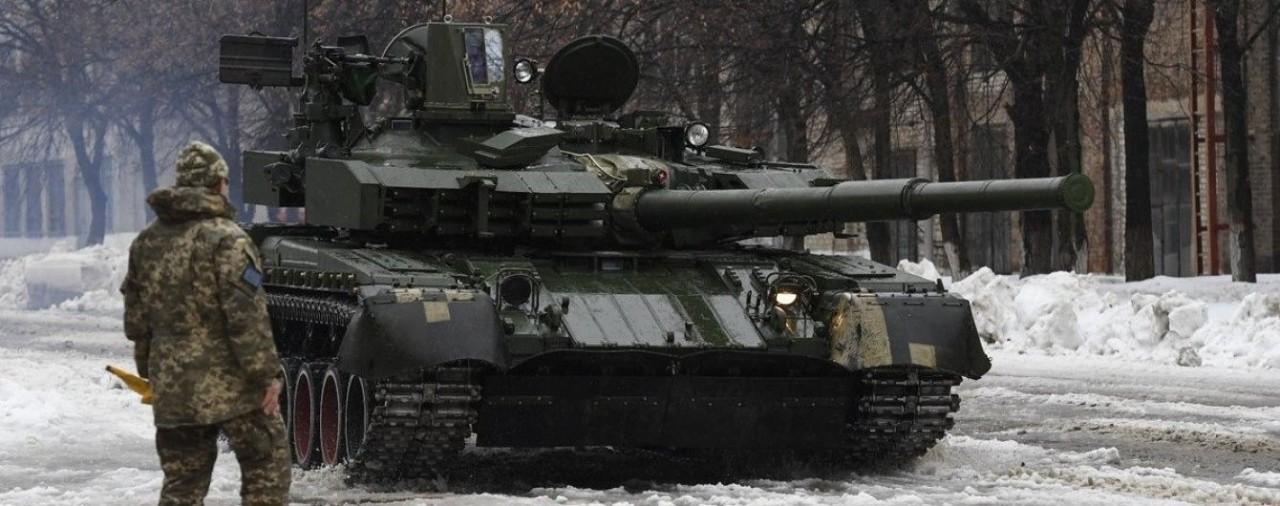Танковые войска ВСУ в 2019 году