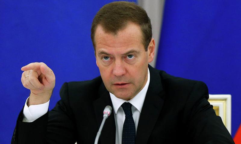 Медведев прогнозирует эконом…