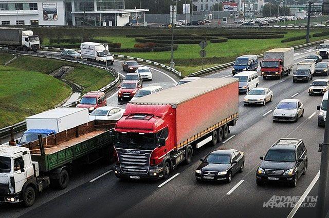 Минтранс хочет распространить «Платон» на грузовики в 3,5 тонны — СМИ
