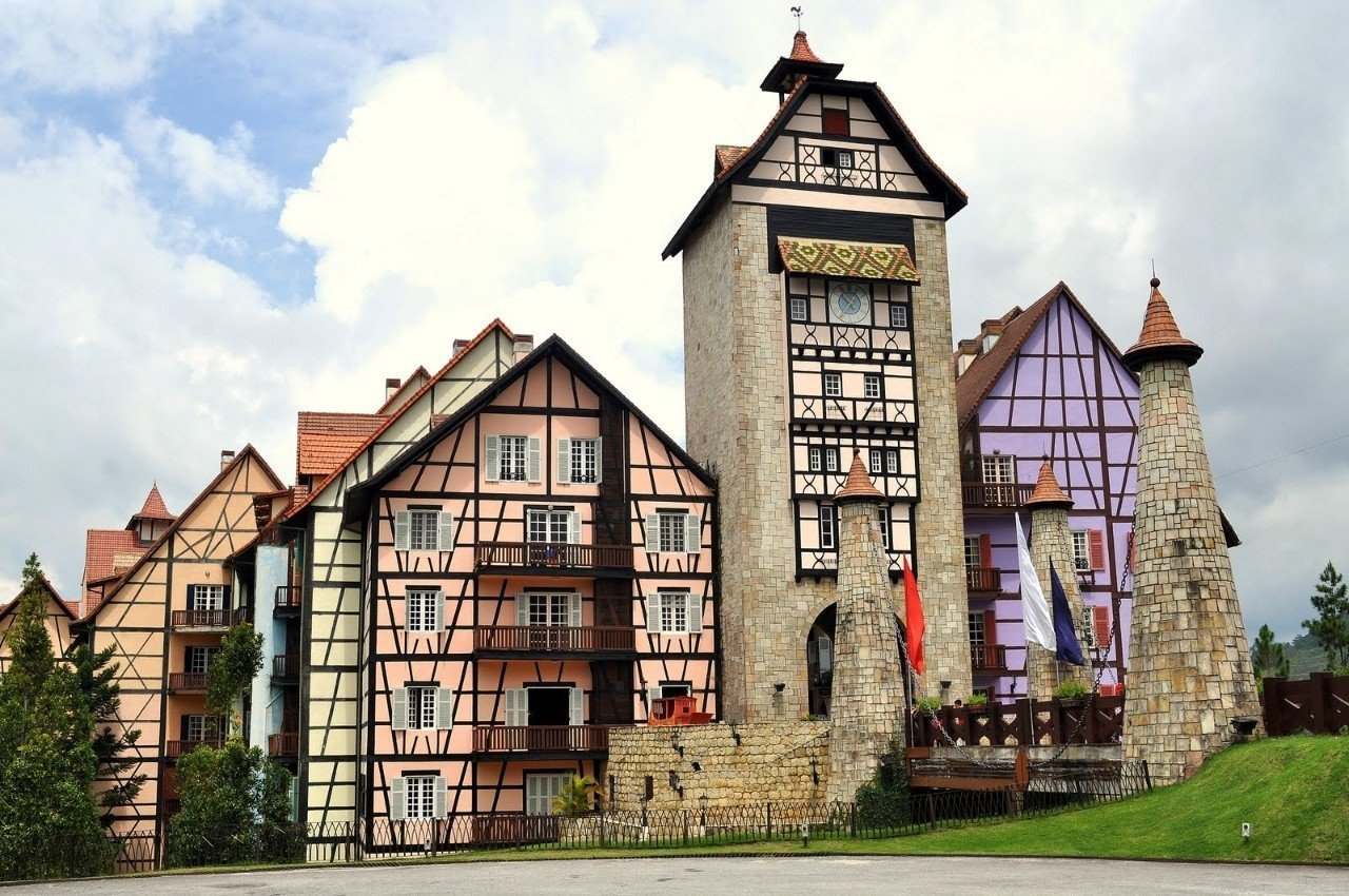 Кольмар — самый красивый город Эльзаса