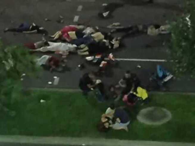 Теракт во Франции. А что пис…