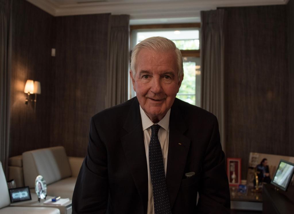 Глава WADA Риди назвал «ударом исподтишка» публикацию письма МОК о докладе Макларена