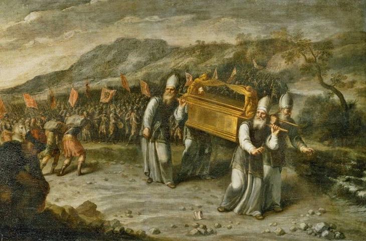 О реальности Библейских событий: священное писание и археология