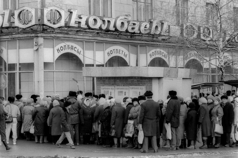 «Блатная» советская профессия. Грузчик в магазине