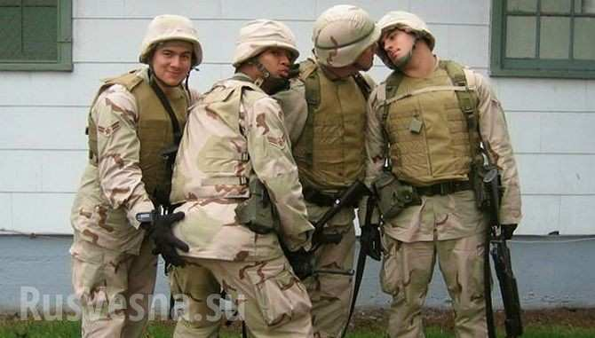 Только бизнес: что разрушает армию США