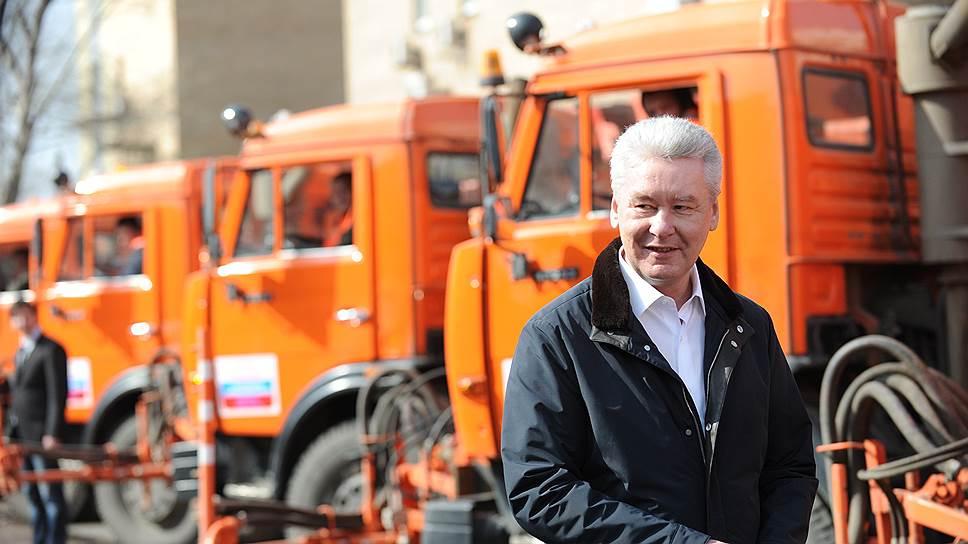 Невъездное съестное: Новые правила движения грузовиков по Москве грозят перебоями с продуктами