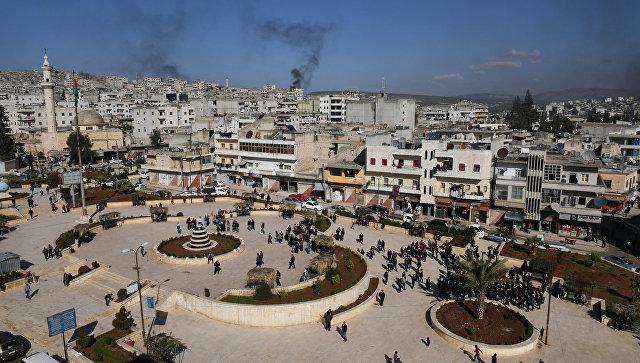 Новости Сирии. Сегодня 1 февраля 2018