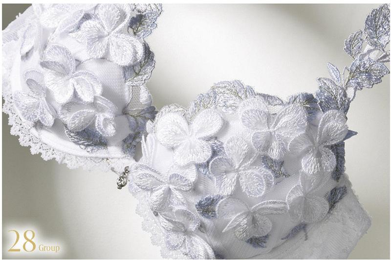 Японское белье: убойная сила цветуечков