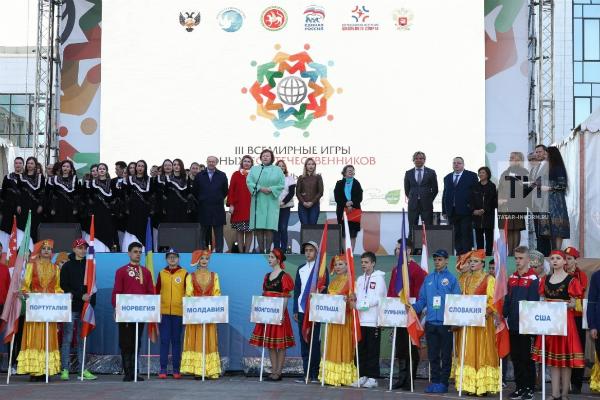 Третьи Игры юных соотечественников пройдут в Казани при поддержке банка «Югра»