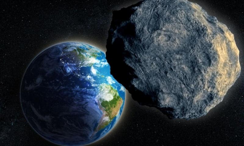 """Паниковать пока не советуют, но... - """"К Земле летит огромный астероид"""""""