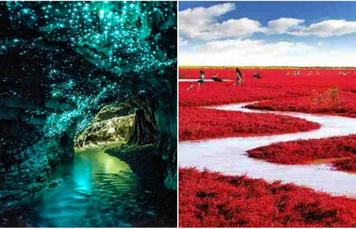 20 абсолютно сказочных мест на Земле, которые выглядят, как сюрреалистические полотна