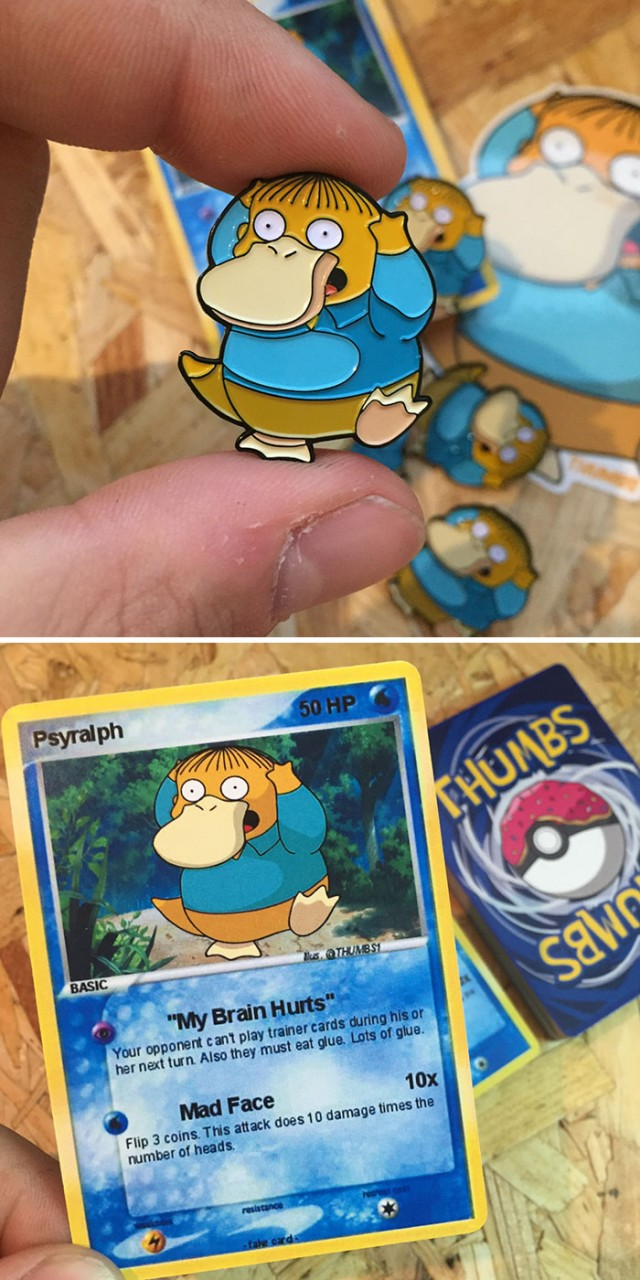 Pokémon-Simpson Pins Hilariously Combine Two Of Your Favorite Things