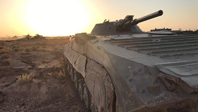 Судьба Асада зависит от левого берега Евфрата