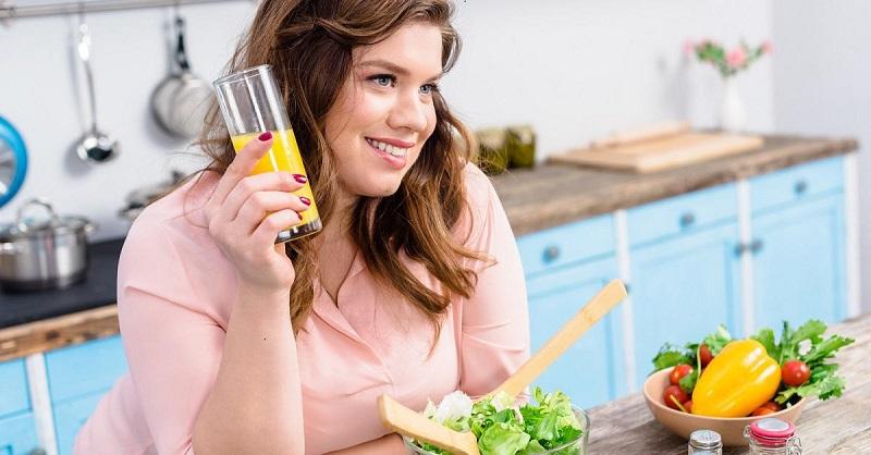 Как нормализовать вес без жестких ограничений в пище
