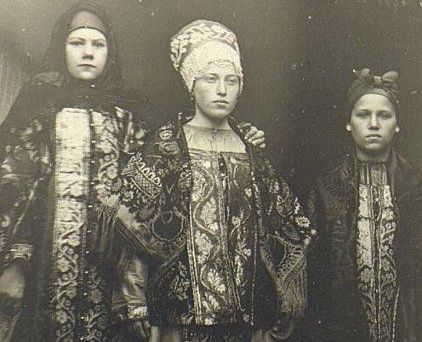 Почему на Руси красивых девушек называли «заразами»