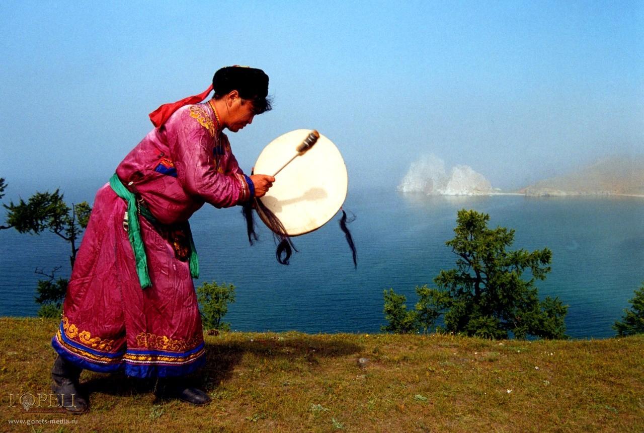 Байкал заслуженно называют шаманской землей