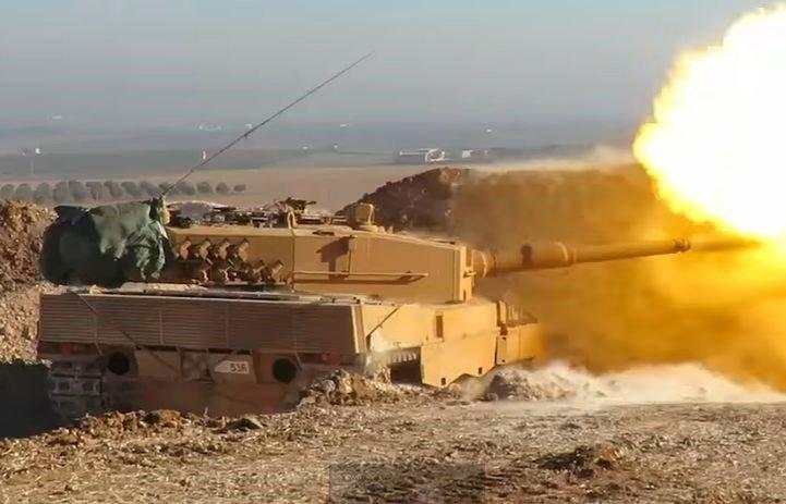 РФ и Турция начали совместное патрулирование в Идлибе