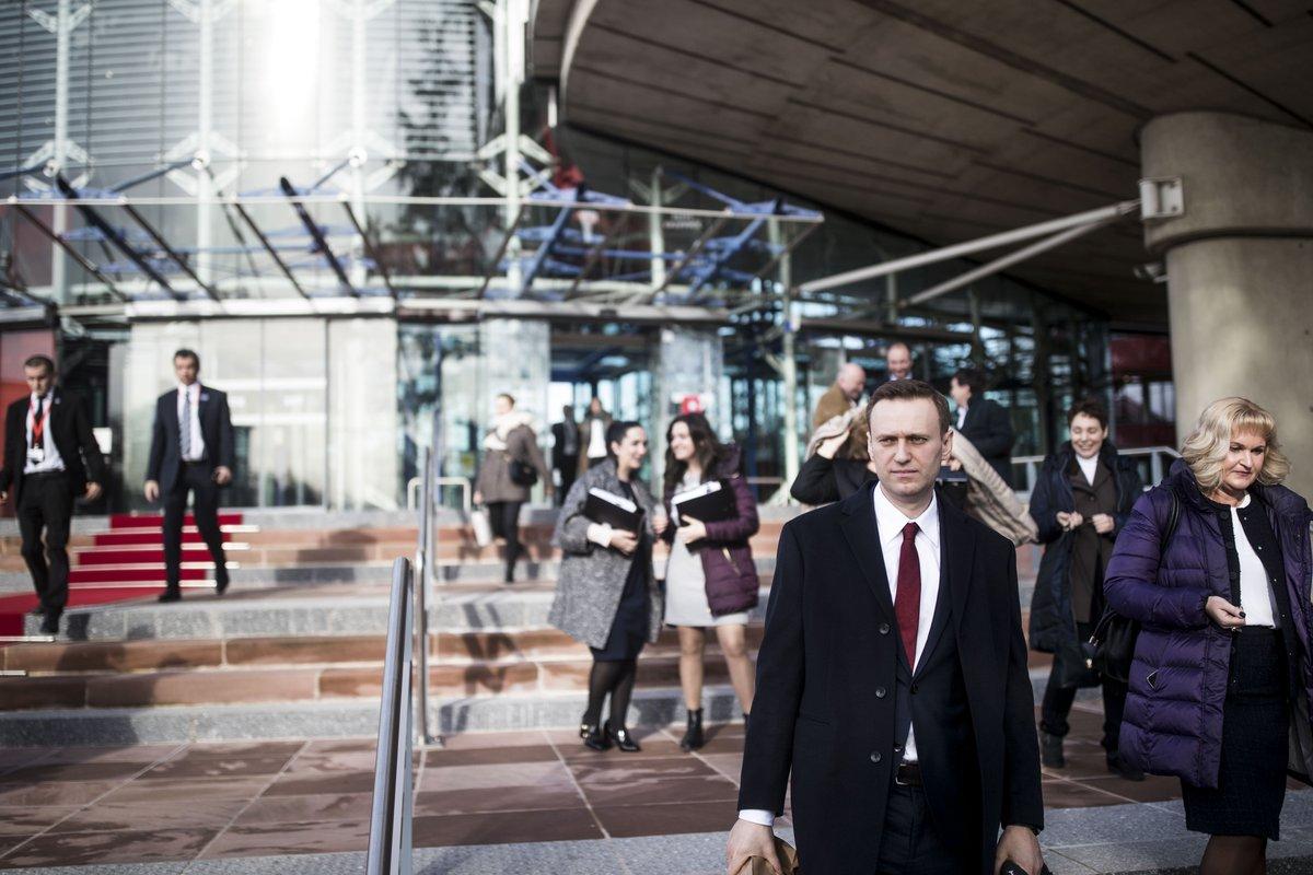 Решение по делу Навального в ЕСПЧ
