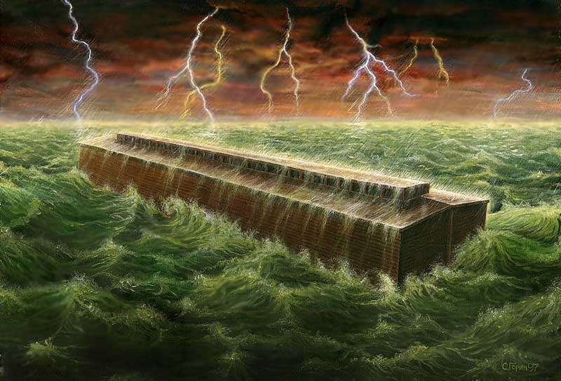 Так был ли потоп на Земле?