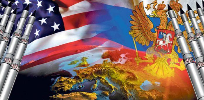 Нас провоцируют? - С января 2015 года США открыто готовятся к нападению на Россию.