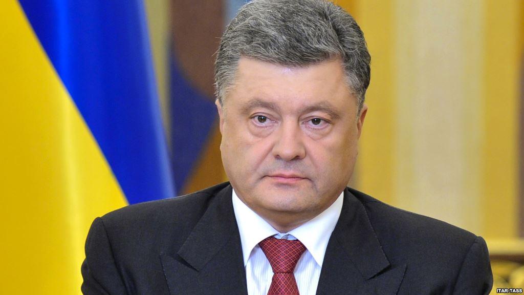 """Порошенко заявил об """"окончательном разводе"""" Украины с Россией"""