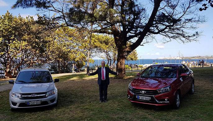 «АвтоВАЗ» продал тестовую партию из 320 автомобилей на Кубу