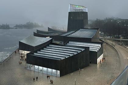 В Хельсинки отказались от строительства музея Гуггенхайма