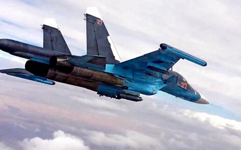 Попытка прорыва из Абу-Кемаля: ВКС ликвидировали убегающих боевиков