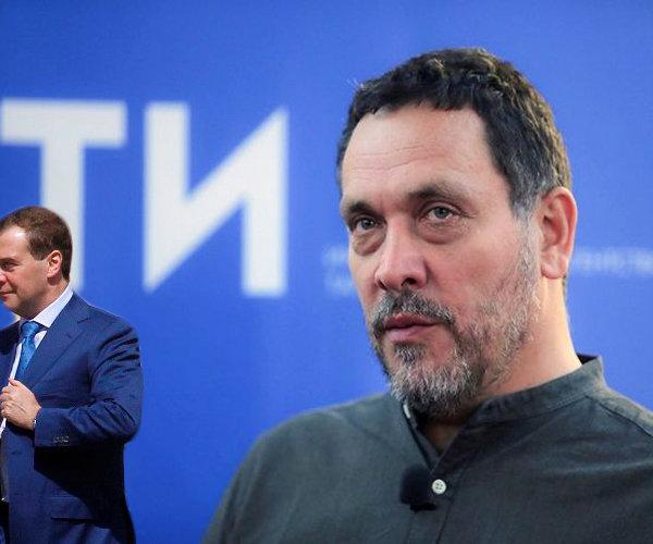 Максим Шевченко: правительство Медведева не сможет эффективно противостоять санкциям