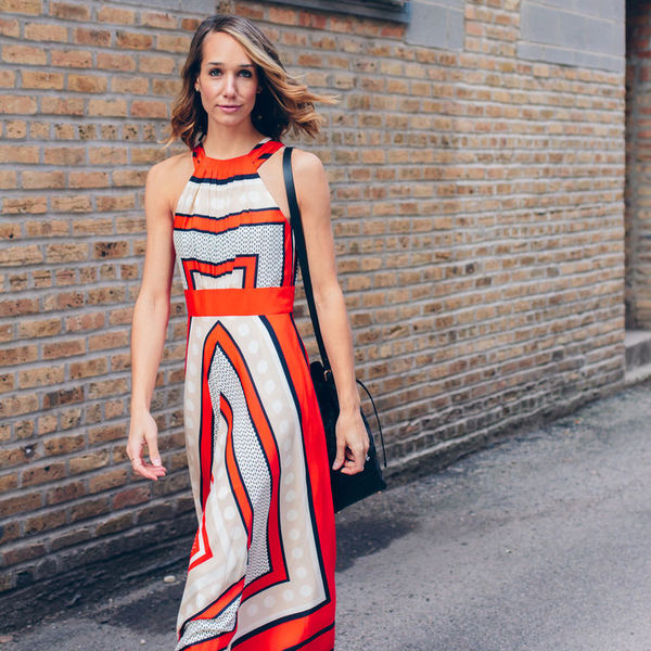 Лето началось: шесть поводов надеть длинное платье