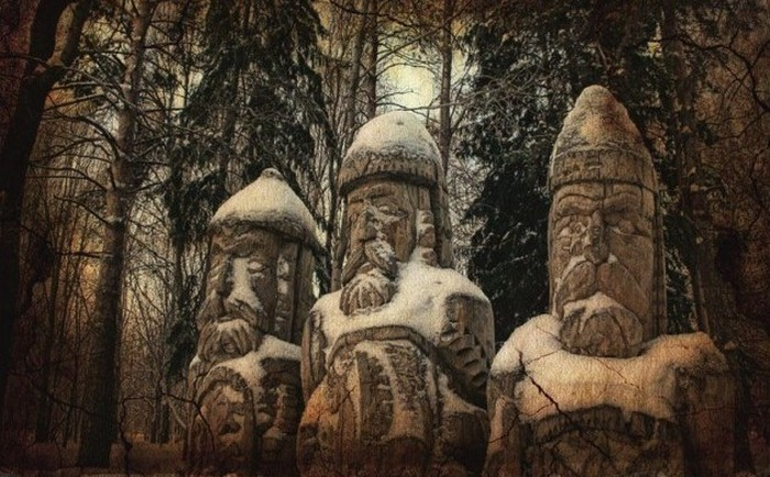 Чудь начудила, меря намерила... Исчезнувшие народы, существовавшие на территории России