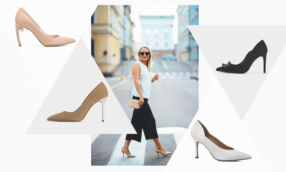 5 пар обуви, которые подойдут абсолютно под любой наряд
