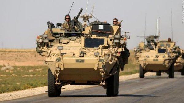 CNN (США): Сирийские войска приближаются к американским базам
