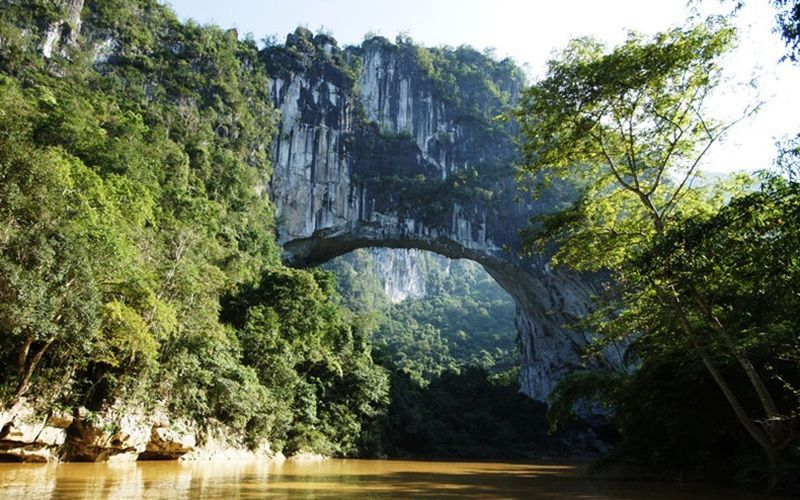 Самые большие природные арки планеты
