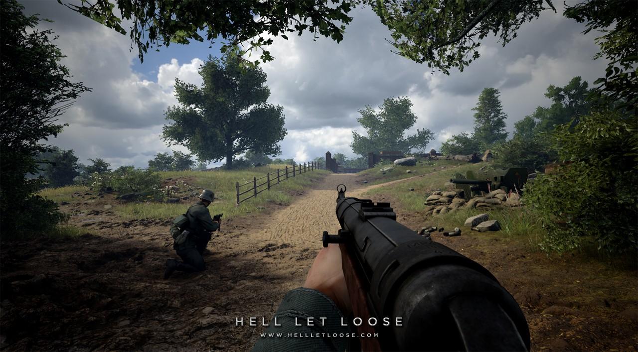 Hell Let Loose успешно профинансирована на Kickstarter