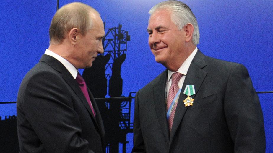 Госсекретарь США Рекс Тиллерсон променял НАТО на Россию
