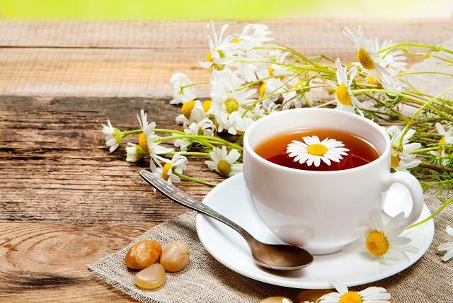 Давай попьём мы летний чай...