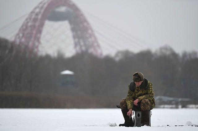 Москва ледовая. Как будут работать водоемы Москвы зимой?