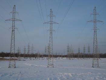 В Троицком районе Южного Урала повысили качество электроснабжения