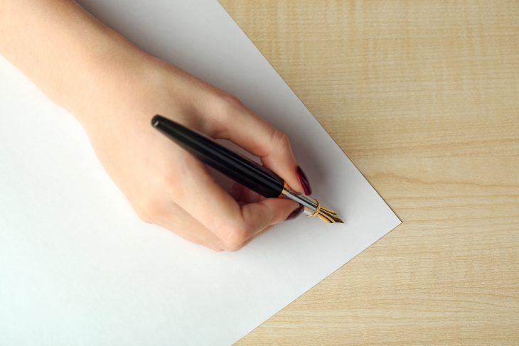 Как я по одному только почерку узнал все секреты коллеги