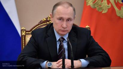Путин пошутил про наступление коммунизма в России