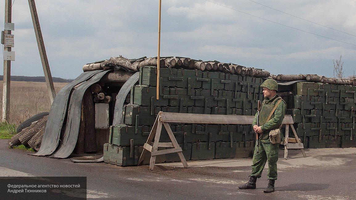 ЛНР сочтет провокацией одностороннее открытие Киевом КПП у Золотого
