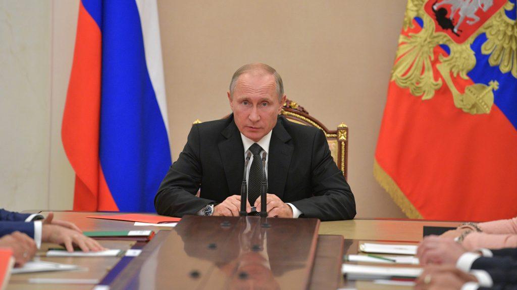 Путин позитивно оценил тенденции в отечественной экономике